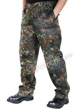 spodnie bojówki US RANGER HOSE flecktarn