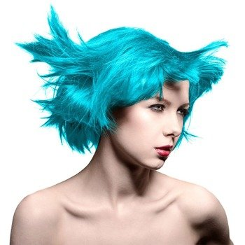 toner do włosów MANIC PANIC AMPLIFIED - ATOMIC TURQUOISE 118ml  5-6 tygodni na włosach