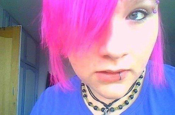 toner do włosów SHOCKING PINK