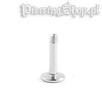 PRęCIK LABRET - PIN grubość 1,6mm