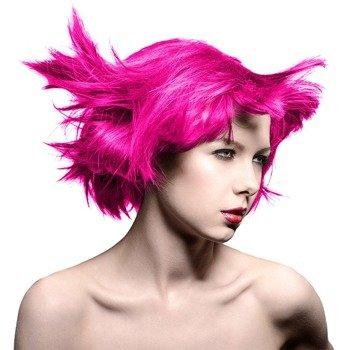 toner do włosów MANIC PANIC AMPLIFIED - HOT HOT PINK 118ml  5-6 tygodni na włosach