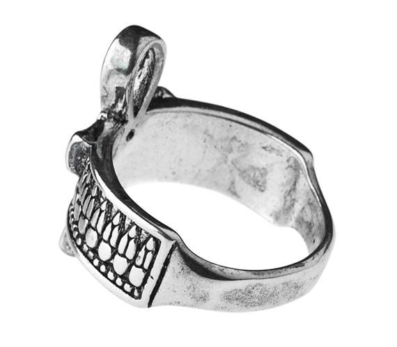 pierścień KRZYŻ ANKH